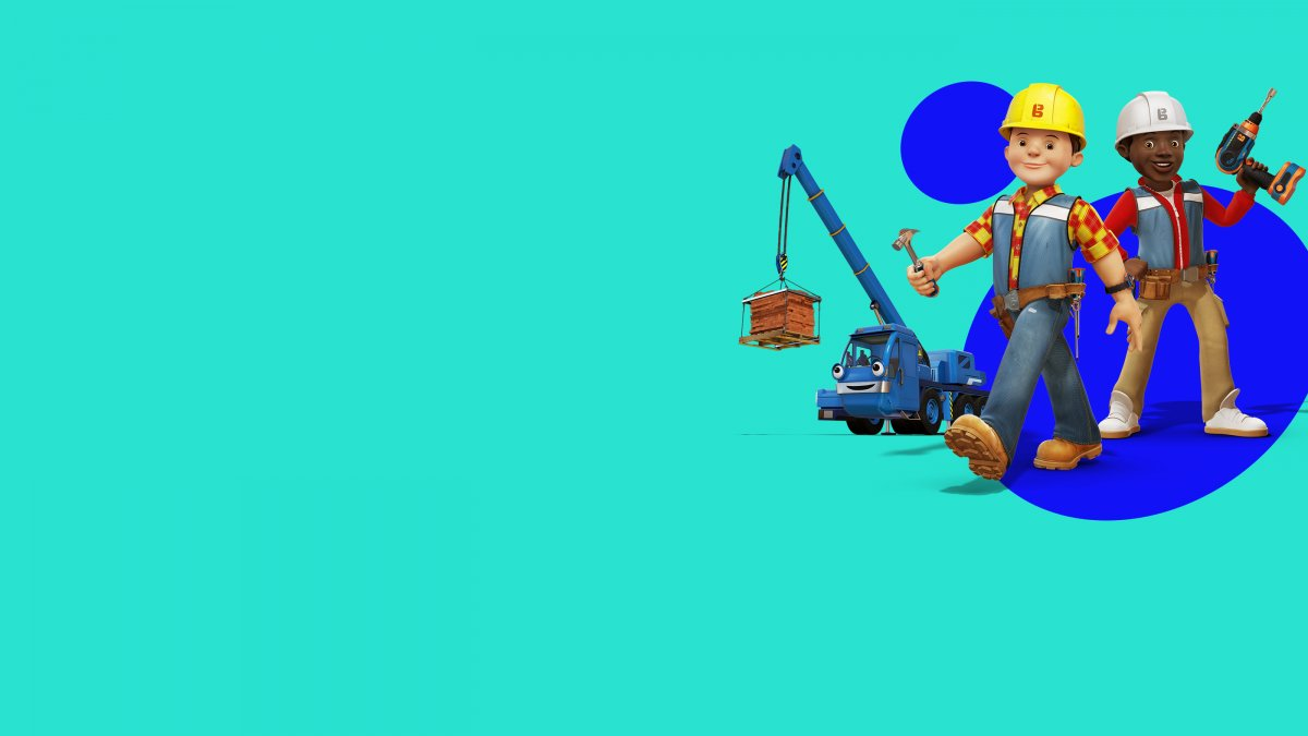 Bob The Builder When Bob Became A Builder On Dvd Movie