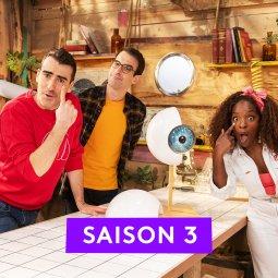 Saison 3 de C'est toujours pas sorcier - france.tv