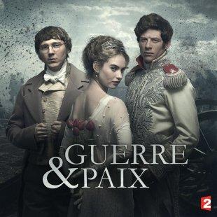 Jaquette/Covers Guerre et Paix (War and Peace) : le téléfilm