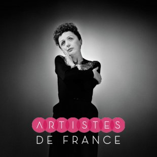 Artistes de France - Iconographie programme