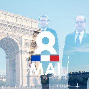 Cérémonie du 8 mai - Iconographie programme