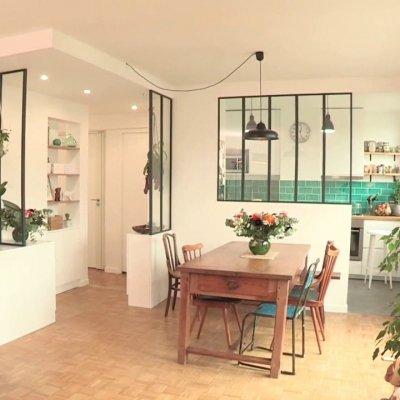 Repenser Un Espace Salle A Manger Et Une Entree Extrait La Maison France 5 En Streaming France Tv