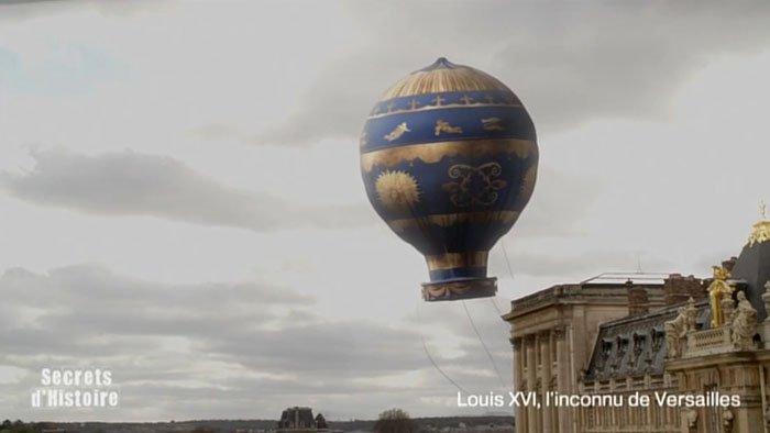 Le 1er vol en mongolfière - Extrait Secrets d'Histoire en streaming |  France tv