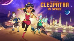 Cléopâtre dans l'espace en streaming