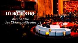 Fauteuils d'orchestre en streaming