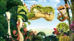 Gigantosaurus du 31/03