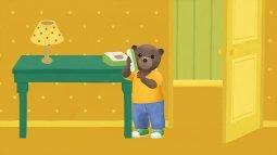 Petit ours brun du 25/03