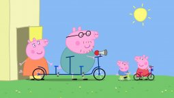 Peppa pig en streaming