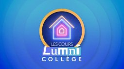 Les cours lumni - collège du 07/04