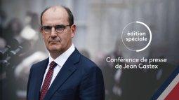 Conférence de presse du premier ministre jean castex du 04/02