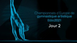 Championnats d'europe de gymnastique artistique en streaming