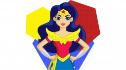 Dc super hero girls du 20/01