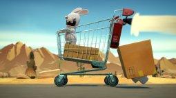 Les lapins crétins - invasion, la série tv du 17/01