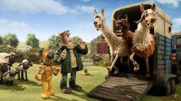 Shaun le mouton : les lamas du fermier en streaming
