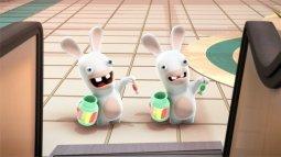 Revoir Les lapins crétins - invasion, la série tv en streaming