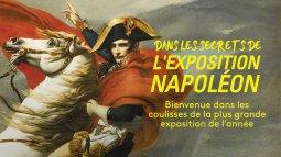 Dans les secrets de l'exposition napoléon en streaming