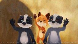 La famille blaireau-renard en streaming