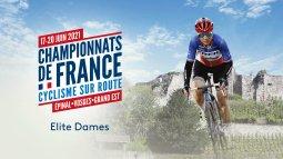 Revoir Championnats de france de cyclisme en streaming