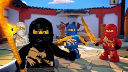 Ninjago en streaming