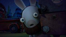 Les lapins crétins - invasion, la série tv du 27/09