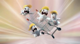 Les lapins crétins - invasion, la série tv du 11/04