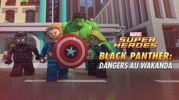 Lego marvel super heroes black panther : dangers au wakanda en streaming