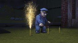 Sam le pompier du 31/03
