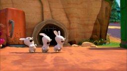 Les lapins crétins - invasion, la série tv du 28/09