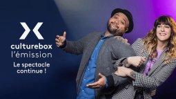 Culturebox, l'émission en streaming