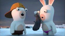 Les lapins crétins - invasion, la série tv du 14/05