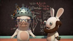 Les lapins crétins - invasion, la série tv du 11/05