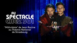 Au spectacle chez soi en streaming