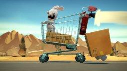 Les lapins crétins - invasion, la série tv du 10/04