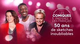 Les comiques préférés des français en streaming