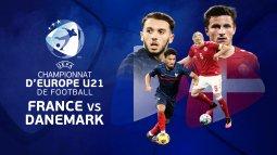 Euro espoirs de football du 25/03