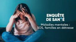 Maladies mentales : sos, familles en détresse en streaming