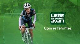 Liège-bastogne-liège : course femmes en streaming