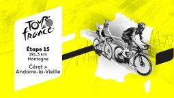 Direct france 2 - etape 15 (1/3) en streaming