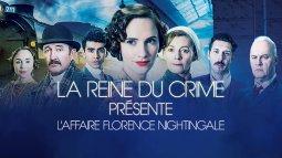 La reine du crime présente : l'affaire florence nightingale en streaming