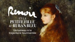Revoir Renoir et la petite fille au ruban bleu en streaming