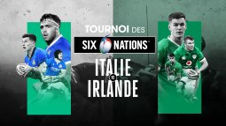 Tournoi des six nations de rugby en streaming