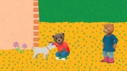 Petit ours brun du 30/03