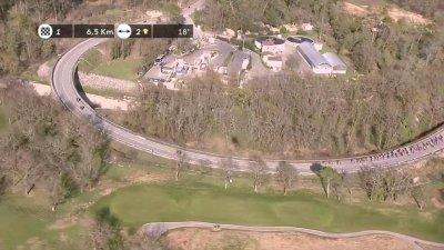 Tour cycliste des Alpes-Maritimes et du Var - Étape 2 (Fayence - Fayence)