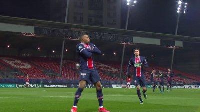Coupe de France 2020/2021 : Les meilleurs moments de Brest - PSG