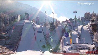 Combiné nordique : Concours saut HS 137 Team Sprint hommes