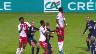 Coupe de France - 1/2 finale : Monaco prend l'avantage !