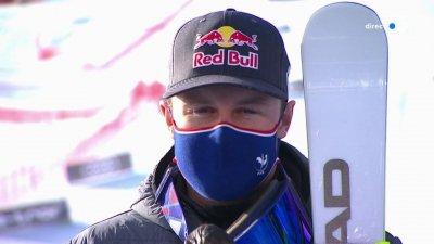 Cortina 2021 - Alexis Pinturault déçu mais concentré sur le slalom de dimanche