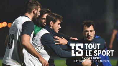 XV de France : En attendant le Crunch