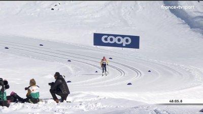 Ski de fond : 30 km femmes classique