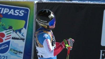 Cortina 2021 - Descente dames : pas de deuxième médaille d'or pour Lara Gut-Behrami